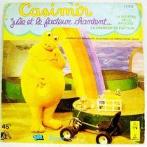 L\'Ile aux Enfants - Casimir - Mini-LP Record - Julie and the postman sings... - Ades Records/TF1 1976