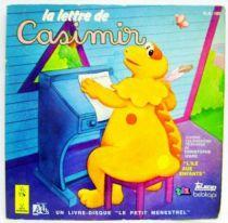 L\\\'Ile aux Enfants - Casimir - Record-Book 45s - The Casimir\\\'s letter - Ades / Le Petit Menestrel Records 1979