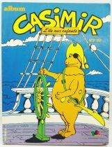 L\'Ile aux Enfants - Editions Greantori - Album Casimir n°3
