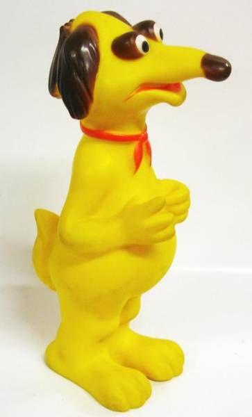 L\'Ile aux Enfants - Leonard Delacoste Squeeze Toy