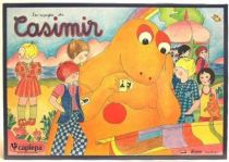 L\\\'Ile aux Enfants - The Faces of Casimir - Board game - Capiepa