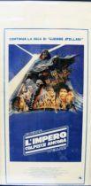 L\'Impero Colpisce Ancora 1980 - Affiche italienne (33x70cm) 01