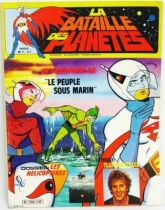 La Bataille des Planètes - Magazine n°7 : Le Peuple Sous-Marin