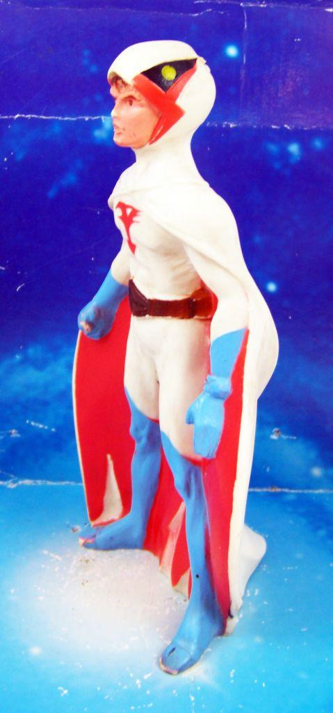 La Bataille des Planètes (Gatchaman) - Delacoste - Figurine Pouët 25cm Marc 03