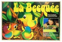 La Becquée (The Beakful) - Board Game with Magnetic Game - Meccano 1981