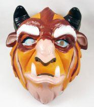 La Belle et la Bête - Masque de carnaval César - La Bête