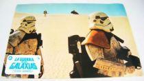La Guerra de las Galaxias (Star Wars) - Lobby Card (1977) - Sandtroopers