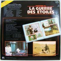 La Guerre des Etoiles - Livre-Disque 33T - Disques Ades 1983