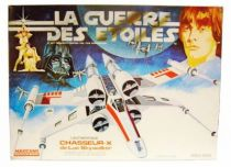 La Guerre des Etoiles - Luke Skywalker\'s X-Wing - Model Kit - Meccano 1978