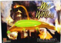 La Guerre des Mondes - Soucoupe Martienne - Maquette au 1/48ème - Pegasus Hobbies