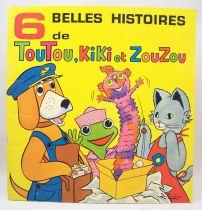 La Maison de Toutou - Album Dynamisme Press Edition - 6 Belles Histoires de Toutou, Kiki et Zouzou
