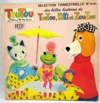 La Maison de Toutou - Toutou-Journal Mensuel n°34bis - ORTF 1967