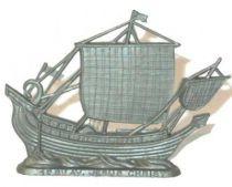 La Maison du Café The Navy (demi-rond de bosse) 2nd series Boats Phenician ship