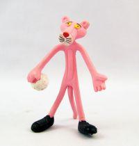 La Panthère Rose - Figurine Flexible San Carlo Promotion - Footballeur