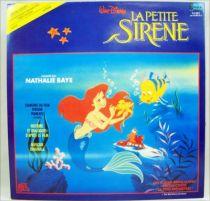 La Petite Sirène - Disque-Histoire Racontée 33T - Ades Records 01
