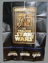 La Trilogie Star Wars (Edition Spéciale 1997) - Affiche 120x160cm (Sonis)