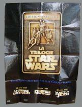 La Trilogie Star Wars (Edition Spéciale 1997) - Movie Poster 120x160cm (Sonis)