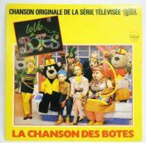 La Vie des Botes - Mini-LP Record - Original French TV series Soundtrack - Saban Records 1986