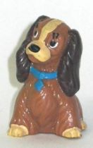 Lady and the Tramp - Bully pvc figure - Lady