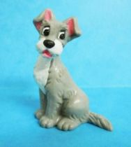 Lady and the Tramp - Bully PVC figure - Tramp