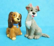 Lady and the Tramp - Bully PVC figures
