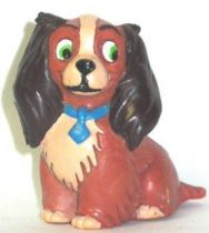 Lady and the Tramp - Comic Spain PVC figure - Lady