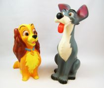 Lady and the Tramp - Delacoste squeeze toys
