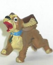 Lady and the Tramp - Jim plastic figure - Lady