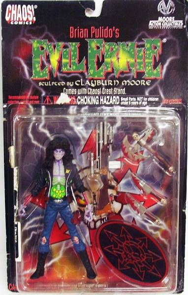 Lady Death - Evil Ernie - Moore Action Collectibles