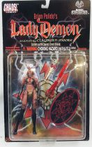 Lady Death - Lady Demon - Moore Action Collectibles