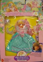 Lady Lovely Locks - Mattel - Birthday Party Dress outfit (Mint in box)