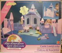 Lady Lovely Locks Mint in box Castle Lovelylocks playset