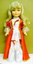 Lady Oscar - 20\'\' doll - Marie-Antoinette - Gabar 1979