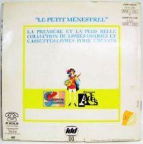 Lady Oscar - Mini-LP Book-Record - Lady Oscar, Guard Captain - Ades / Le Petit Menestrel Records 1986