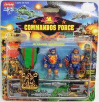Lansay - Commandos Force - Attaque Maritime avec Médaille de Bronze