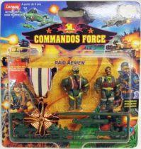 Lansay - Commandos Force - Raid Aérien avec Médaille de Bronze