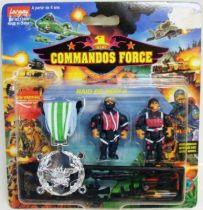 Lansay - Commandos Force - Raid de Nuit II avec Médaille d\'Argent