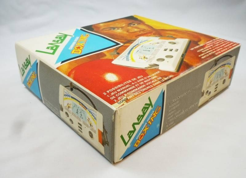 Lansay - Handheld Game - Commande Vocale Boxing (Voice Command)
