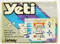 Lansay - LCD Pocket Game - Yeti (Loose with box)