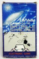 Lansay - LCD Pocket Jeu - Bataille Spaciale (Casio CG-110)