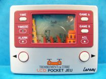 Lansay - LCD Pocket Jeu - Earthquake (Loose)