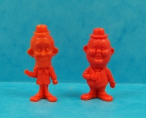 Laurel & Hardy - Figurines Kinder Surprise Ferrero 1979 01