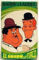 Laurel & Hardy Families card game mint in box