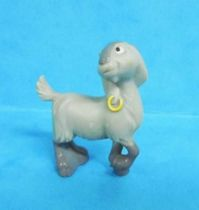 Le Bossu de Notre-Dame - Figurines Pr�mium Nestl� 1996 - Djali