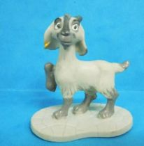 Le Bossu de Notre-Dame - Figurines PVC Applause 1996 - Djali