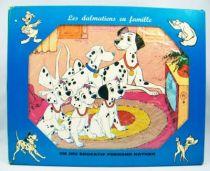 Le dalmatiens en famille - Jeu éducatif Fernand Nathan (Puzzle) 01