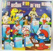 Le Disque d\'Or de vos H�ros - Record LP - AB Prod. 1984