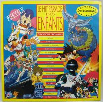 Le Hit Parade des Enfants Vol.1 - Record LP - AB Prod. 1989
