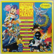 Le Hit Parade des Enfants Vol.1 - Record LP - AB Prod. 1989