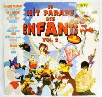 Le Hit Parade des Enfants Vol.2 - Record LP - AB Prod. 1989